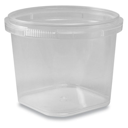 280-87 TE Container Clear