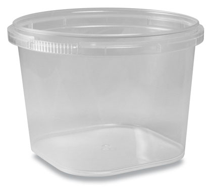 575-112 TE Container Clear