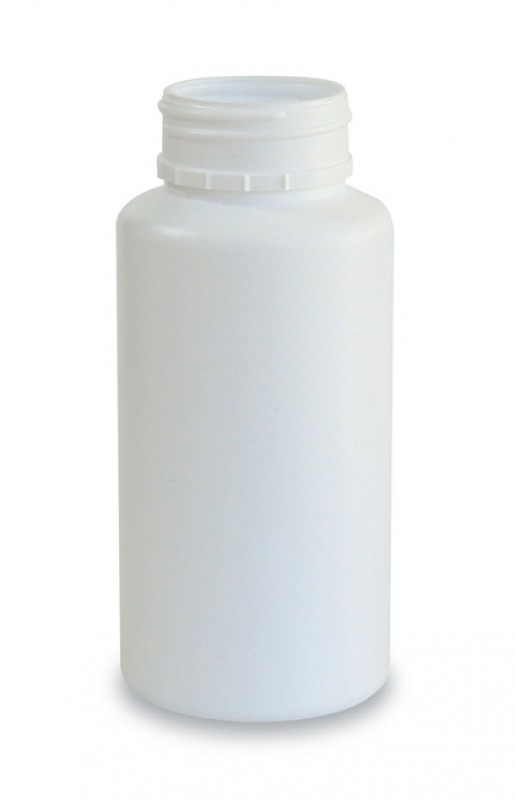 250-40 TE Tablet Bottle White