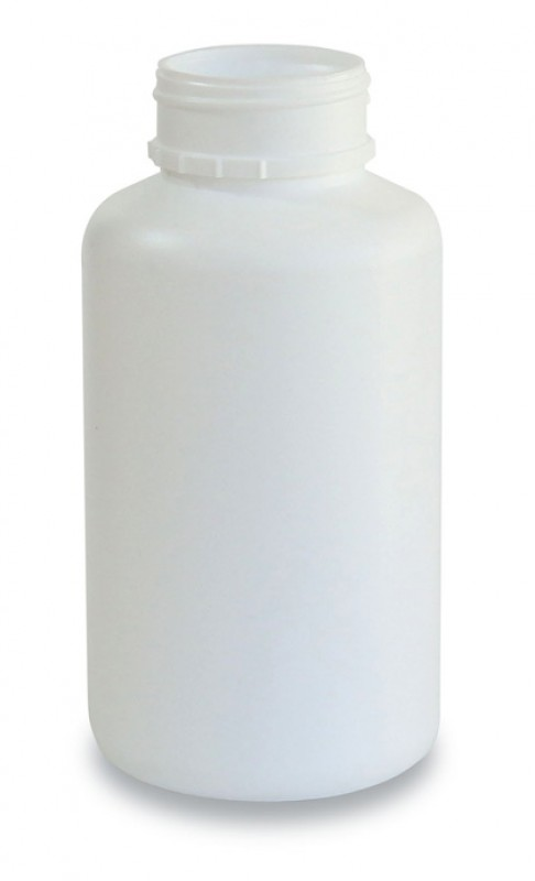 340-40 TE Tablet Bottle White