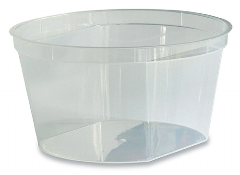 475-120 FL Container Clear