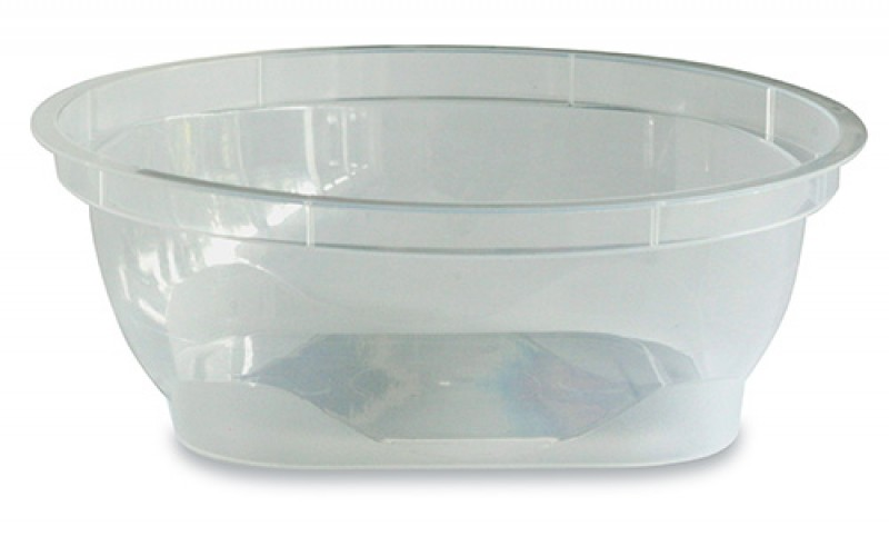 330-120 FL Container Clear