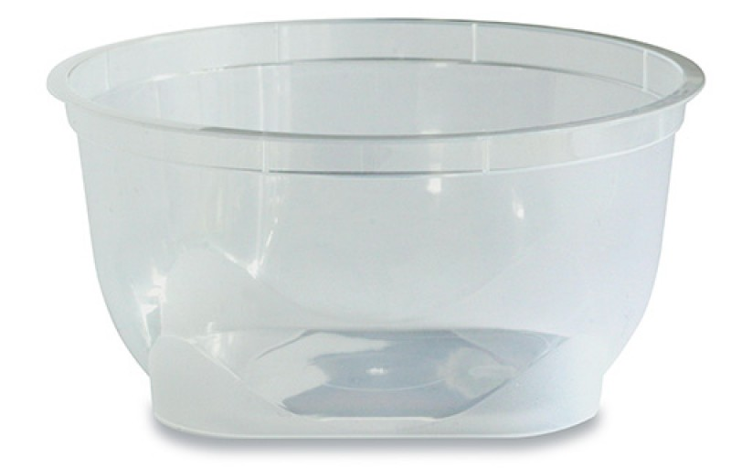 465-120 FL Container Clear